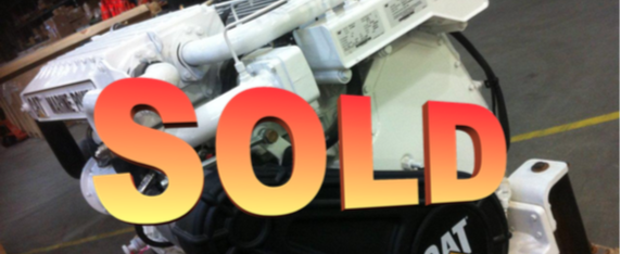 WKMC Sold C12 engine