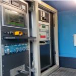 Solar Taurus T70 control panel