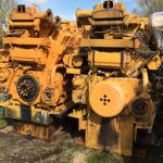 CAT D379 marine engines