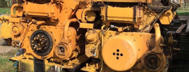 CAT D379 marine engines