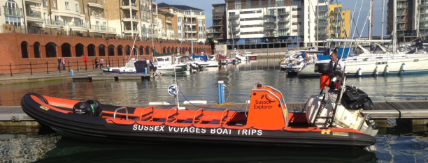 """""""Sussex Voyager"""" 10m RIB for sale"""