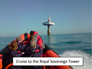 Sussex Voyager at Royal Sovereign Tower