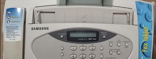 Samsung analogue fax